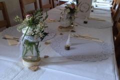 Festliche Tisch-Deko