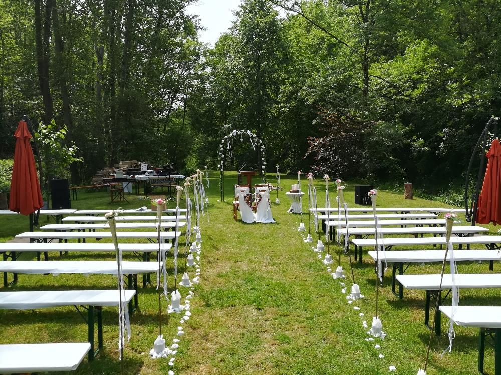 Heiraten In Der Historischen Muhle Alte Muhle Vellberg