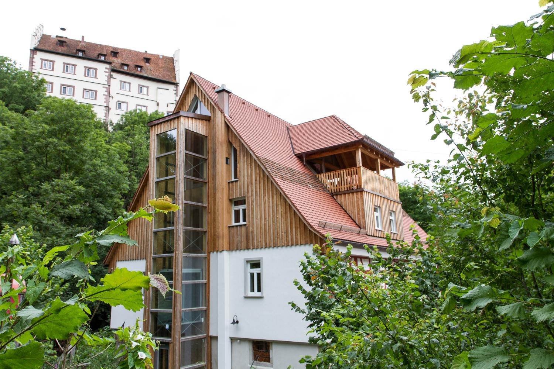 Willkommen in der Alten Mühle Vellberg